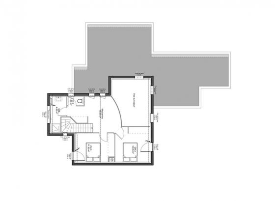 plan-maison-contemporaine-etage-city