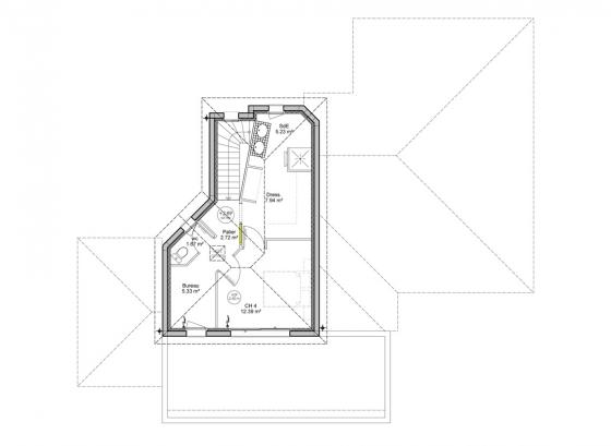 plan-maison-contemporaine-etage-gabizos